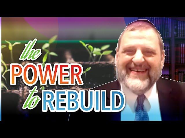 The Power to Rebuild (Ep. 128)