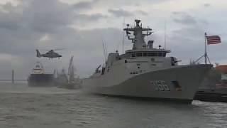 Gambar cover KRI Sultan Hasanudin-366   Kapal Perusak Kawal Kelas SIGMA TNI AL