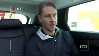 Interview en voiture avec GLEB SAKHAROV