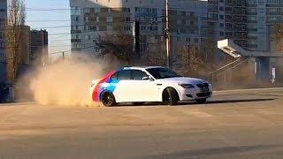 Вся ДЕРРРЗОСТЬ BMW M5 E60