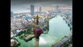 Sri Lanka's Lotus Tower nears completion in Colombo (English)