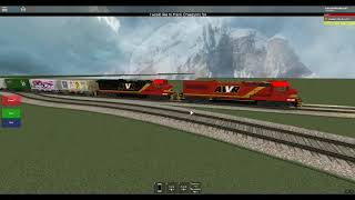 ROBLOX AWVR 777 & 767 is getting closet to Stanton Curve