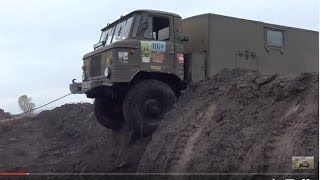GAZ 66,Niva 3D,Toyota LC 100,Mitsubishi,UAZ riding,mudding,laugh off-road 4x4
