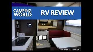 2017 Cirrus 820 | Truck Camper | Silver | Black | Cranberry - RV Review