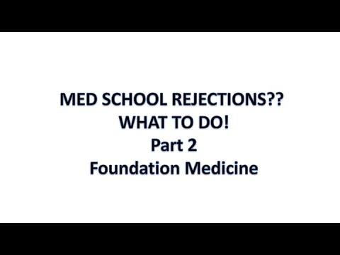 FOUNDATION MEDICAL SCHOOL || Sam Forde