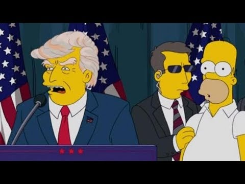 The Simpsons and Donald Trump: Writer talks political satire  (The Investigators with Diana Swain)