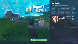 Fortnite - Fate - Victory Royale