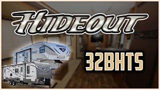 2017 Keystone Hideout 32BHTS Travel Trailer Lakeshore RV