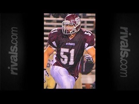 Rivals Spotlight: Ty Sambrailo - high school clips