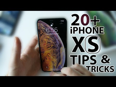 20 iPhone XS (Max) Tips & Tricks!
