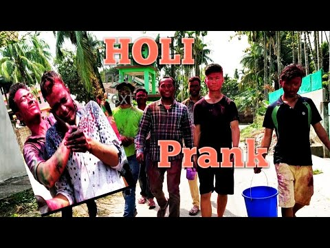 HOLI Prank Video Bodoland