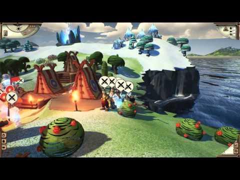 Valhalla Hills - Official Gameplay Video |