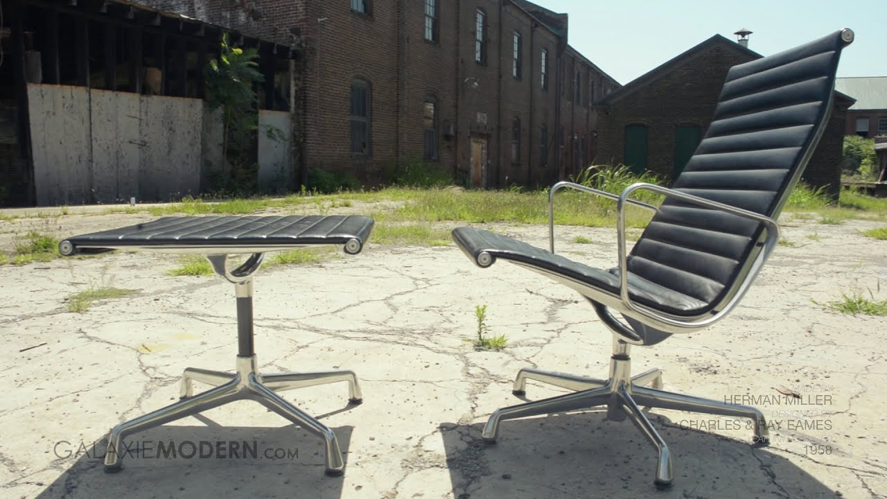 The Aluminum Group By Eames For Herman Miller:   YouTube