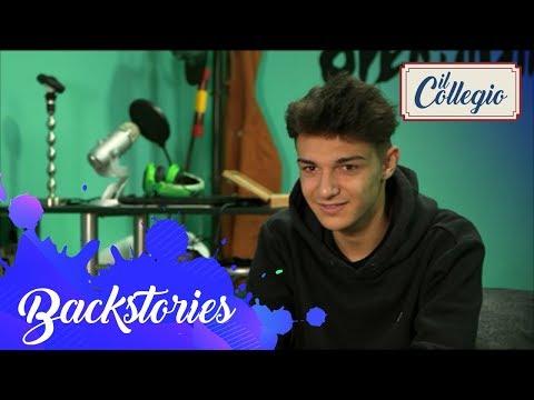 Backstories: William Carrozzo - Il Collegio 3