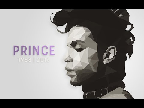 Prince Speed Art Tribute