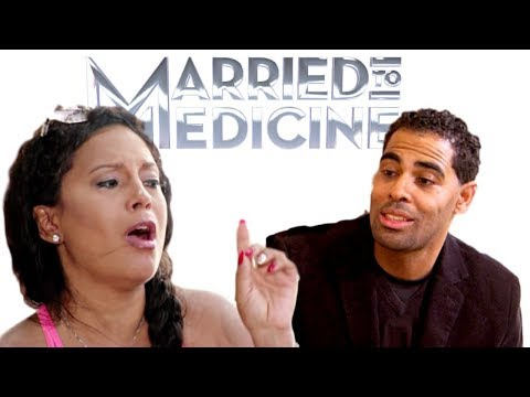 Married To Medicine's Lisa Nicole Forces Husband Call Side Chick And Tell Her It's Over