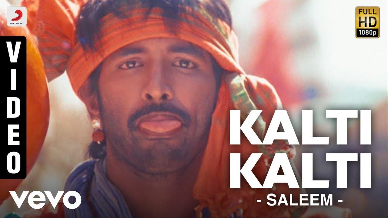 Download Saleem - Kalti Kalti Video | Vishnu Manchu, Ileana D'Cruz