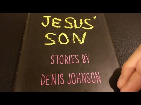 Jesus Son Book