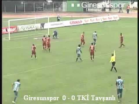 Giresunspor: 0 - Linyitspor'umuz: 0 | 9.Hafta