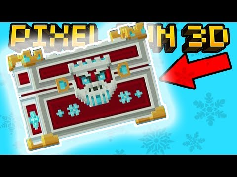LIVE! - PIXEL GUN 3D CHRISTMAS MAGIC CHEST! w/Subscribers! - COME JOIN!