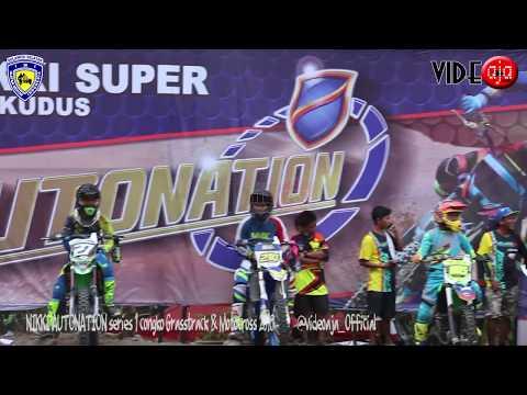 Final SPECIAL ENGINE Congko Grasstrack Motocross Autonation seri 1 kejurda sulsel 2018