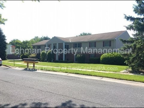 Apartment for Rent in Central PA 2BR/1BA by Lehman Property Management