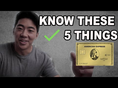 5 THINGS YOU MUST DO WHEN YOU FIRST GET A CREDIT CARD