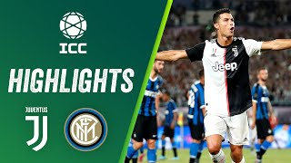 Juventus vs. Inter Mailand 1-1 (4-3) | Highlights ICC 2019