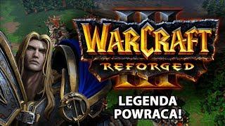 Warcraft III: Reforged - LEGENDA POWRACA! Ale...