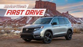 2019 Honda Passport | First Drive