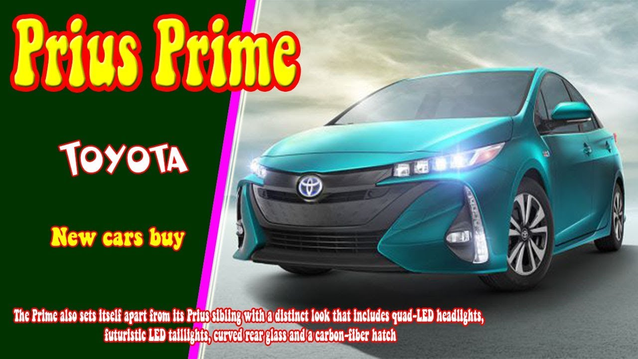 2018 toyota prius prime 2018 toyota prius prime advanced. Black Bedroom Furniture Sets. Home Design Ideas