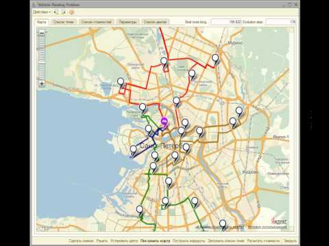 Genetic Algoritm for Vehicle Routing Problem (GA for VRP)