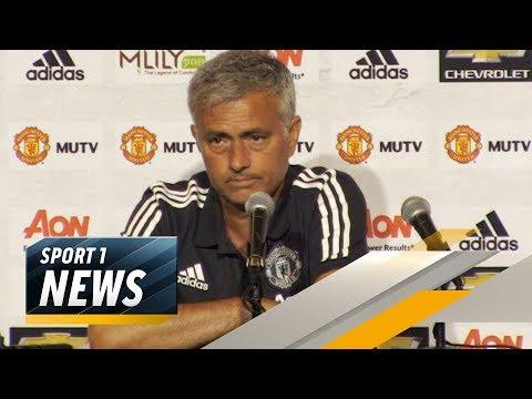 Cristiano Ronaldo zu Manchester United? Das sagt Mourinho | SPORT1 - Der Tag