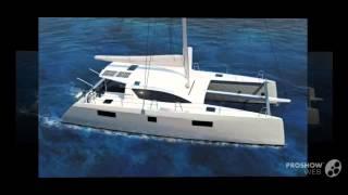 Slyder 46 Performancecatamaran Sailing boat, Catamaran Year - 2014,