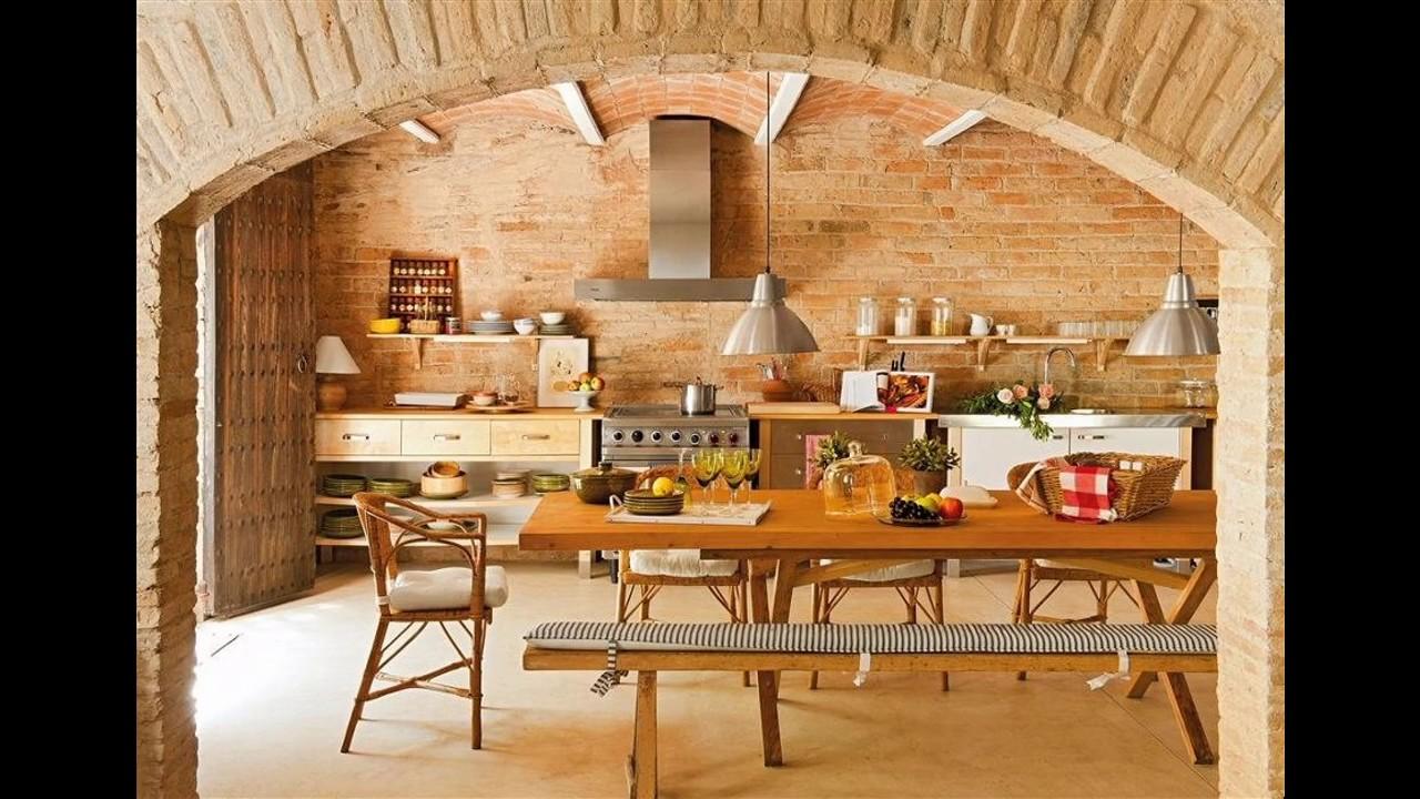 Dise o de cocinas con arcos modernos2 youtube - Diseno para cocina ...