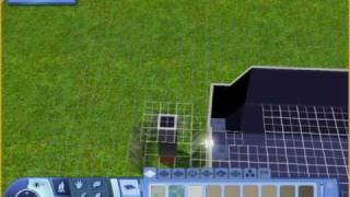 The Sims 3 L-shaped Stairs