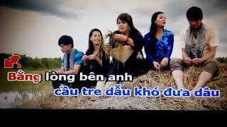 Karaoke Lk về quê thiếu giọng nam (Hoa Mua Nguyễn)