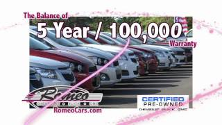 Romeo Chevrolet Buick GMC in Kingston NY - Preowned Cars, Trucks and SUVs