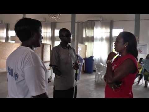 Paynesville City Liberia Health Fair