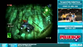 Zelda: Twilight Princess by Chaotic_Ace in 3:17:55 - Summer Games Done Quick 2015 - Part 37