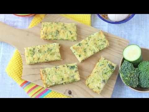 Broccoli Potato Frittata
