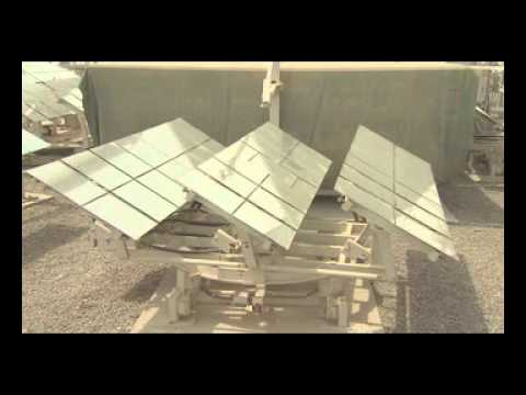 Beam Down Concentrated Solar Power Plant