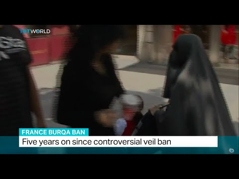 Five years on since controversial veil ban in France