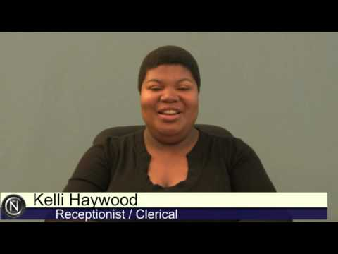 Kelli Haywood - Standard Video Resume with Backgound Music - by CN Video Resumes