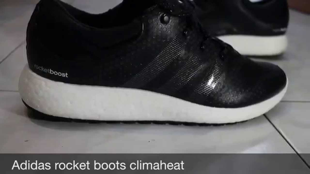 adidas climaheat rocket boost men's running shoes