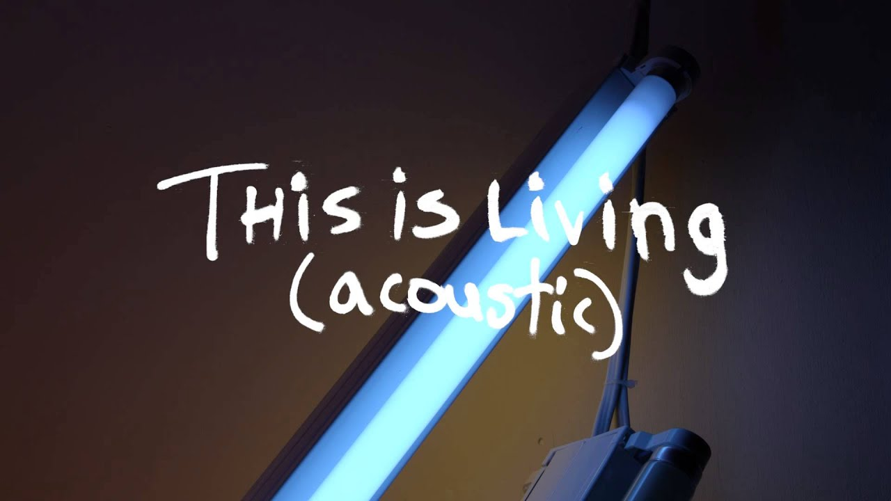 This Is Living (Acoustic) (Audio) - Hillsong Young & Free - YouTube