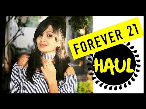 Forever21 Haul | Latest Styles & Trends | Bangalore | India
