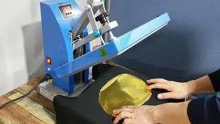 No cut laser transfer gold foil