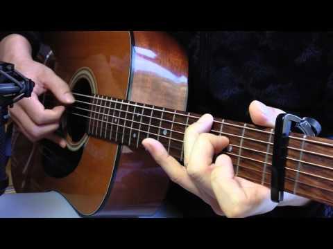 君の名は希望 【やさしめアレンジ】/ 乃木坂46 ソロギター