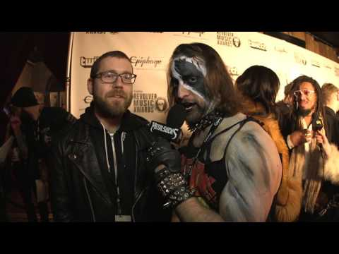 REVOCATION Interview, Revolver Music Awards 2016 Black Carpet | MetalSucks